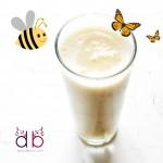 Milkshake cu banane