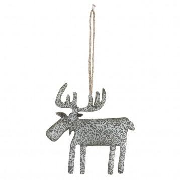 decoratiune-brad-ren-argintiu