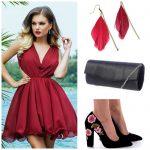 Combinaţii vestimentare romantice de primăvară-vară pentru cununia civilă sau alte ocazii festive